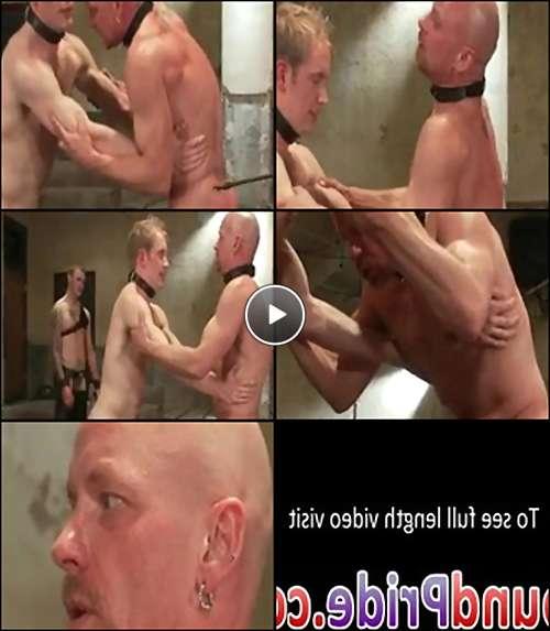 extreme twink bondage video