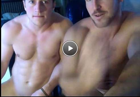 muscle boys.com video